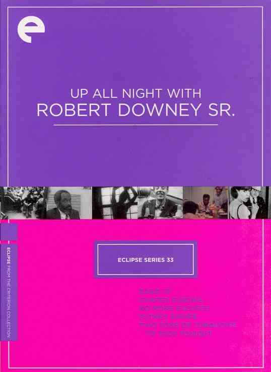 ECLIPSE SERIES 33:UP/ROBERT DOWNEY SR BY ECLIPSE (DVD)